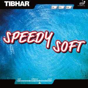 Λάστιχο Πινγκ-Πονγκ Tibhar Speedy Soft