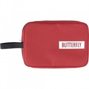Θήκη Διπλή Πινγκ-Πονγκ Butterfly Logo Red