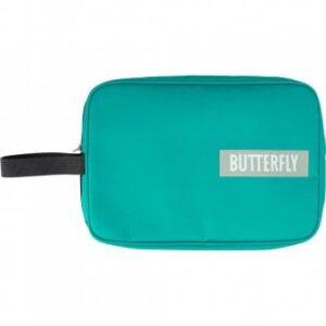 Θήκη Διπλή Πινγκ-Πονγκ Butterfly Logo Green