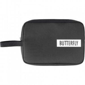 Θήκη Διπλή Πινγκ-Πονγκ Butterfly Logo Black
