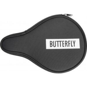 Θήκη Πινγκ-Πονγκ Σχήμα Ρακέτας Butterfly Logo Black