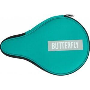 Θήκη Πινγκ-Πονγκ Σχήμα Ρακέτας Butterfly Logo Green