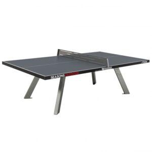 Τραπέζι Πινγκ-Πονγκ Stiga Season Outdoor 10mm Γκρι