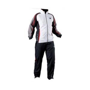 Butterfly Cupido Table Tennis Jacket White