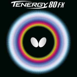 Λάστιχο Πινγκ-Πονγκ Butterfly Tenergy 80 FX