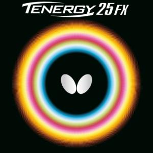 Λάστιχο Πινγκ-Πονγκ Butterfly Tenergy 25 FX