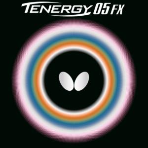Λάστιχο Πινγκ-Πονγκ Butterfly Tenergy 05 FX