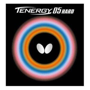 Λάστιχο Πινγκ-Πονγκ Butterfly Tenergy 05 Hard