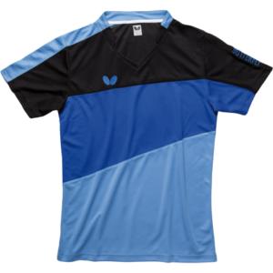 Butterfly Koki Table Tennis T-Shirt Blue