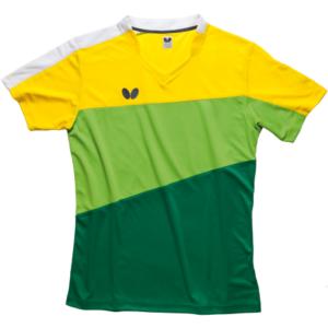 Butterfly Koki Table Tennis T-Shirt Green