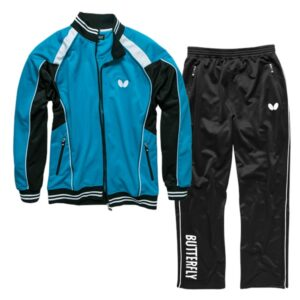 Butterfly Nash Table Tennis Tracksuit Blue