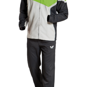 Butterfly Fior Table Tennis Tracksuit Anthracite