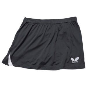 Butterfly Takumi Table Tennis Skirt Anthracite