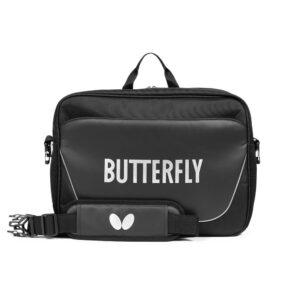 Τσάντα Προπονητή Πινγκ-Πονγκ Butterfly Yasyo ShoulderBag Silver