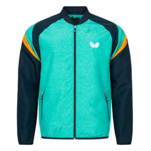 Butterfly Atamy Table Tennis Suit Jacket Πράσινο