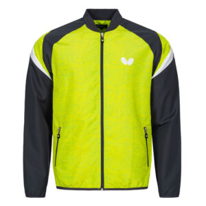 Butterfly Atamy Table Tennis Suit Jacket Lime