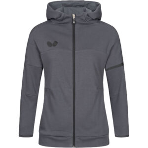 Butterfly Ikeda Lady Table Tennis Jacket Grey