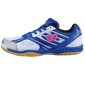 Παπούτσια Πινγκ-Πονγκ Butterfly Lezoline Mach Μπλε