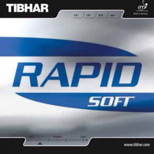 Λάστιχο Πινγκ-Πονγκ Tibhar Rapid Soft
