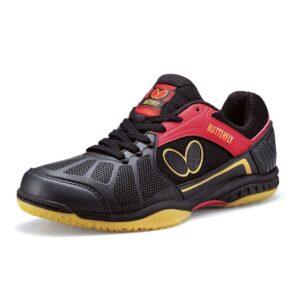 Παπούτσια Πινγκ-Πονγκ Butterfly Lezoline Rifones Μαύρα