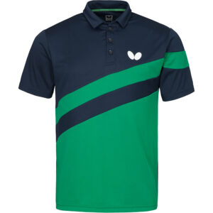 Butterfly Kisa Table Tennis Shirt Green