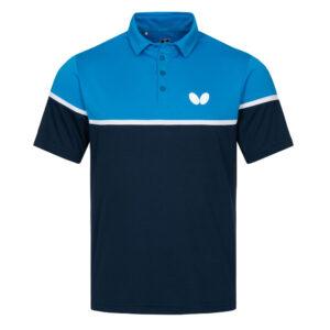 Μπλούζα Πινγκ-Πονγκ Butterfly Kosay Shirt Μπλε/Μπλε