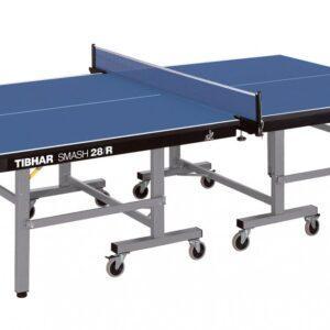 Τραπέζι Πινγκ-Πονγκ Tibhar Smash 28/R Blue 28mm