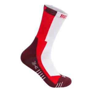 Κάλτσες Πινγκ-Πονγκ Butterfly Iwagy Κόκκινη