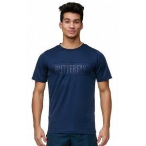 Μπλούζα Πινγκ-Πονγκ Butterfly Stripe Μπλε