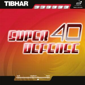 Λάστιχο Πινγκ-Πονγκ Tibhar Super Defense 40
