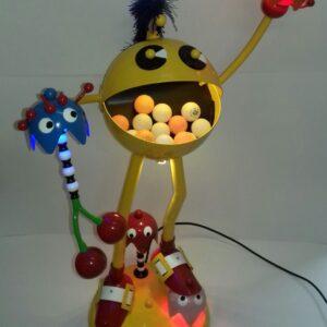 Φωτιστικό Pacman