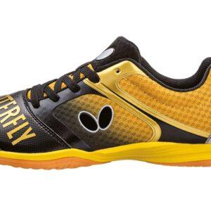 Παπούτσια Πινγκ-Πονγκ Butterfly Lezoline Groovy Gold