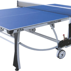Τραπέζι Πινγκ-Πονγκ Εξωτερικού Χώρου Stag Centerfold 6000 6mm